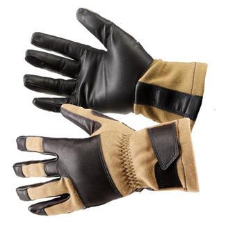 5.11 Tac NFOE2 Tactical Gloves Tan