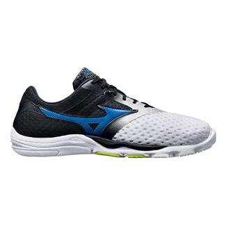 Mizuno Wave Evo Cursoris Anthracite / Victory Blue / White