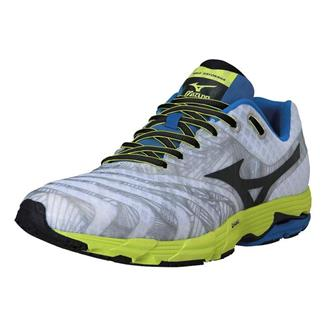 Mizuno Wave Sayonara White / Anthracite / Lime Punch