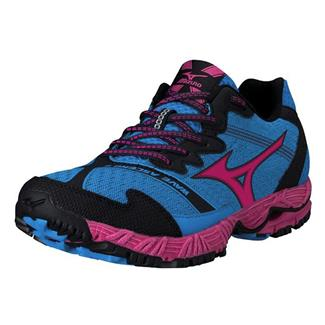 Mizuno Wave Ascend 8 Diva Blue / Beetroot / Anthracite