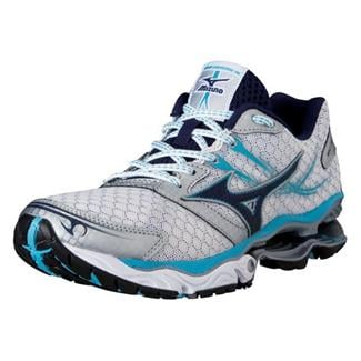 Mizuno Wave Creation 14 White / Blue Depths / Blue Atoll