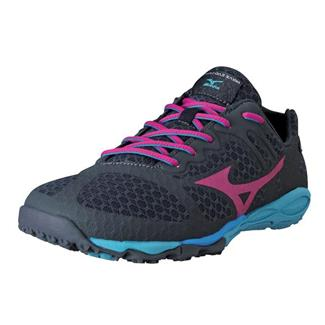 Mizuno Wave Evo Ferus Dark Shadow / Beetroot / Blue Atoll