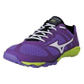 Mizuno Wave Evo Ferus Amethyst Orchid / White / Lime Punch