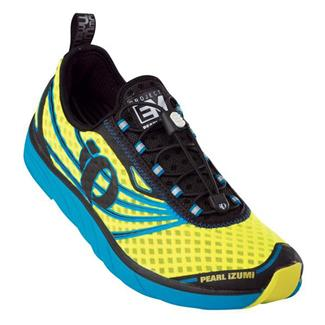 Pearl Izumi EM Tri N 1 Electric Blue / Screaming Yellow