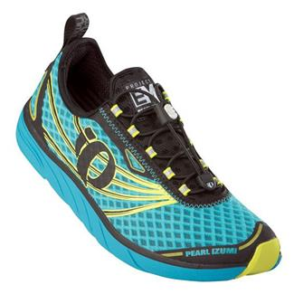 Pearl Izumi EM Tri N 1 Scuba Blue / Screaming Yellow