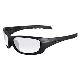 Wiley X Gravity Matte Black Clear