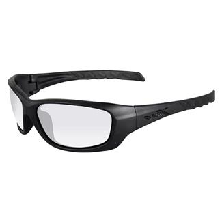 Wiley X Gravity Matte Black (frame) - Clear (lens)