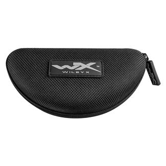 Wiley X Black Ops Zippered Case White Logo