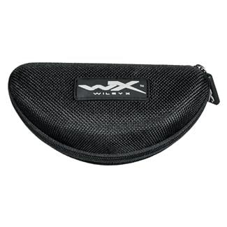Wiley X Black Ops Zippered Case Red Logo