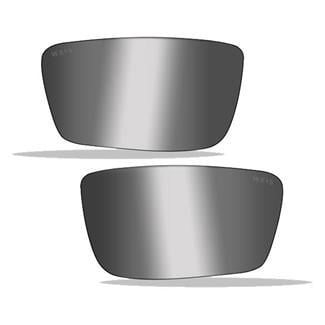 Wiley X Static Replacement Lenses Silver Flash