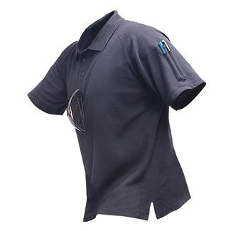 Vertx InnoDri Short Sleeve Polos Navy