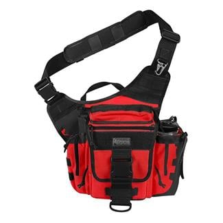 Maxpedition Jumbo S-Type Versipack Fire / Ems Red