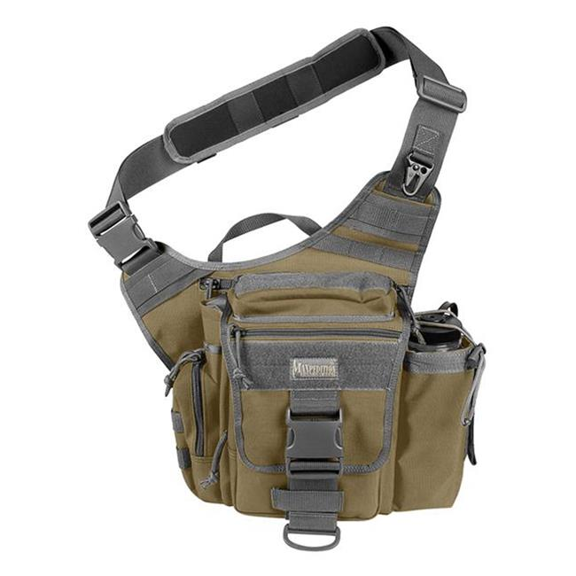 Maxpedition Jumbo S-Type Versipack Khaki / Foliage