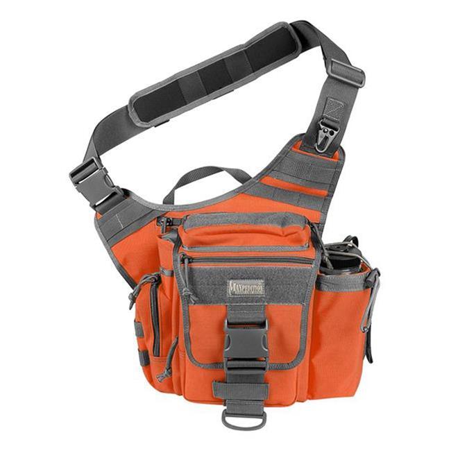 Maxpedition Jumbo S-Type Versipack Orange / Foliage