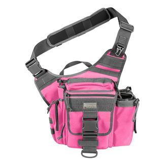 Maxpedition Jumbo S-Type Versipack Pink / Foliage