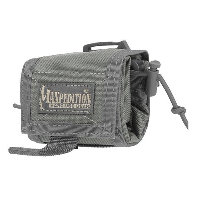 Maxpedition Rollypoly Folding Dump Pouch Foliage Green