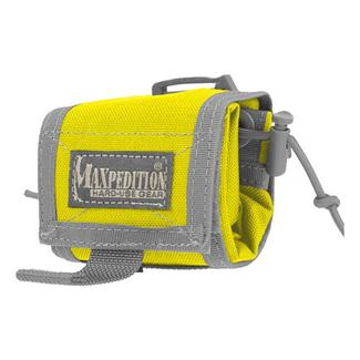 Maxpedition Rollypoly Folding Dump Pouch Safety Yellow