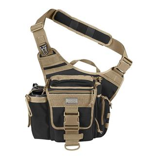 Maxpedition Jumbo Versipack Black / Khaki