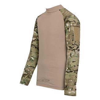 Tru-Spec Nylon / Cotton Ripstop Combat Shirts MultiCam / Coyote