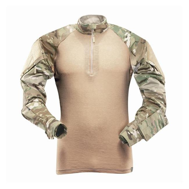 Tru-Spec Nylon / Cotton Ripstop TRU Xtreme Combat Shirts Multicam / Coyote