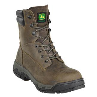 John Deere WCT II Lace-Up Dark Khaki