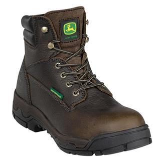 John Deere WCT II Lace-Up WP Bitterroot / Stonehenge