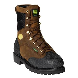 John Deere Miner Lace-Up ST WP 400G Gaucho