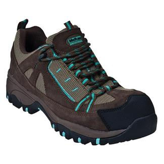 McRae Industrial Hiker CT Tan / Turquoise