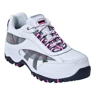 McRae Industrial Hiker Lace-Up CT White / Gray / Fuchsia