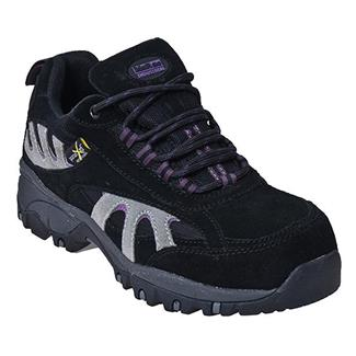 McRae Industrial Hiker Poron XRD Met Guard ST Black / Gray / Purple