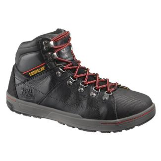 Cat Footwear Brode Hi ST Black