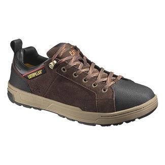 Cat Footwear Brode Suede ST Espresso