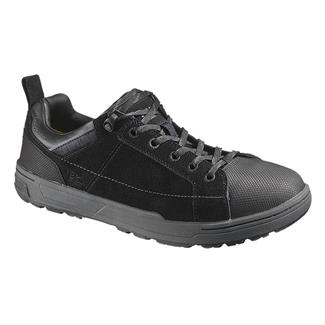 Cat Footwear Brode Suede ST Black