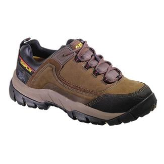 Cat Footwear Crompton ST WP Dark Brown