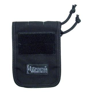 "Maxpedition 3"" x 5"" Notebook Cover Black"