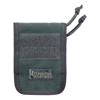 """Maxpedition 3"""" x 5"""" Notebook Cover Foliage Green"""