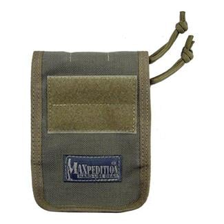 "Maxpedition 3"" x 5"" Notebook Cover Khaki"