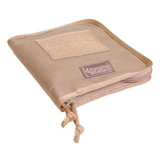 Maxpedition Field Binder Cover Khaki