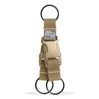 Maxpedition Tritum Key Ring Khaki