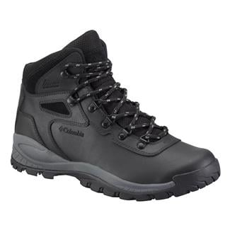 Columbia Newton Ridge Plus Black / Charcoal