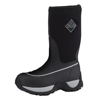 Kids' Muck Rugged WP Black / Silver