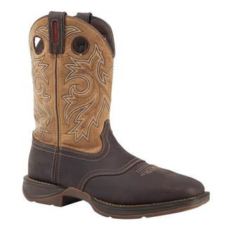 "Durango 11"" Pull-On CT Brown / Goldenrod"