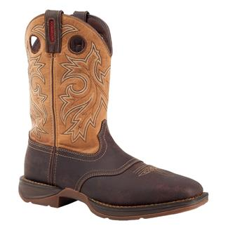 "Durango 11"" Rebel ST WP Brown / Goldenrod"