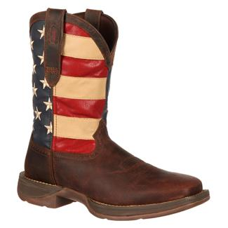 "Durango 12"" Rebel Flag Brown / Union Flag"