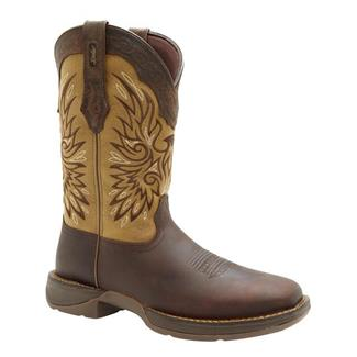 "Durango 12"" Wingman Pull-On Brown / Tan"