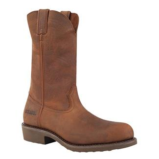 """Durango 12"""" Farm And Ranch Leather CT Distressed Tan"""