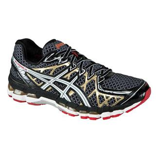 ASICS GEL-Kayano 20 Black / White / Gold