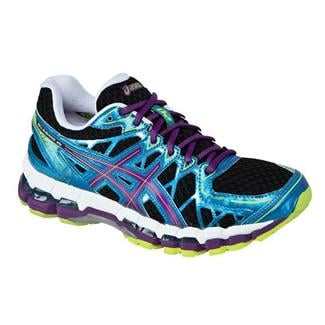 ASICS GEL-Kayano 20 Black / Plum / Blue