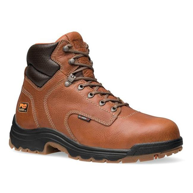 "Timberland PRO 6"" TiTAN EH CT Light Brown"