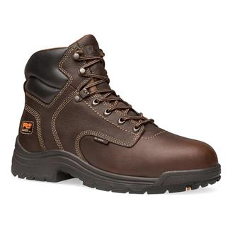 "Timberland PRO 6"" TiTAN CT WP Dark Brown"